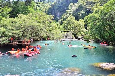 Tour Động Phong Nha – Suối Nước Moọc