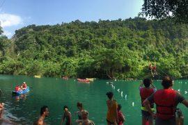 Tour Động Phong Nha – Sông Chày Hang Tối
